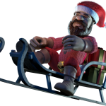 08_character_gonzo_santa_on sled_without_rope_christmas.png thumbnail